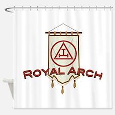 Royal Arch Shower Curtain
