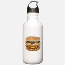 Double Cheeseburger Water Bottle