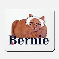 Bernie Cat Mousepad