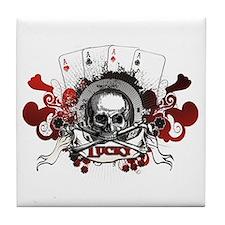 Lucky Pirates Tile Coaster