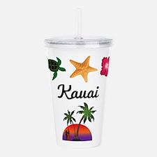 Kauai Acrylic Double-wall Tumbler