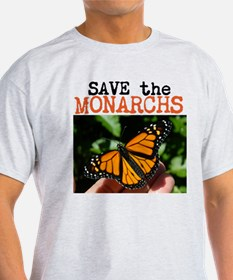 Organic Men's Save The Monarchs T-Shirt