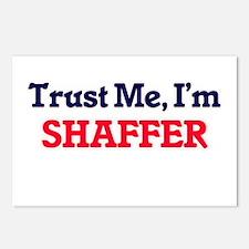 Trust Me, I'm Shaffer Postcards (Package of 8)