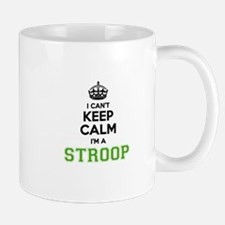 STROOP I cant keeep calm Mugs