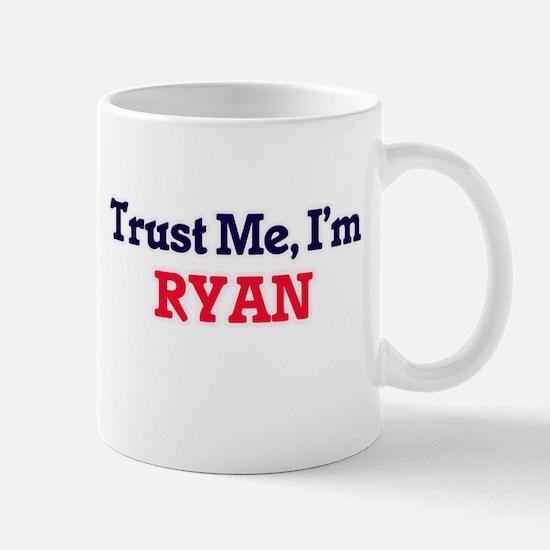 Trust Me, I'm Ryan Mugs