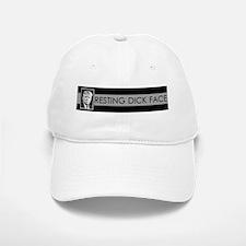 Trump: Resting Dick Face Baseball Baseball Cap