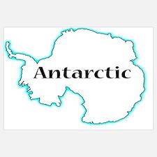 Cute Antarctica Wall Art