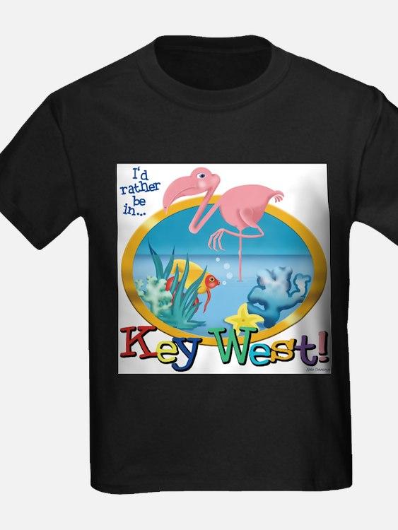 Key West Ash Grey T-Shirt