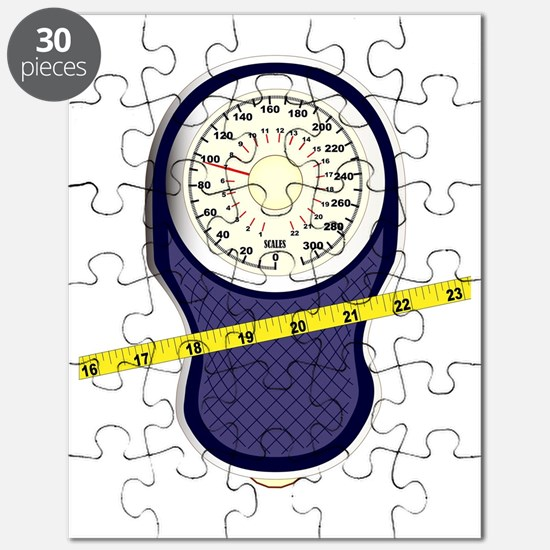 Cute Weight watchers Puzzle
