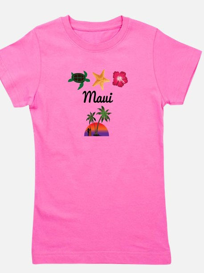 Maui Girl's Tee