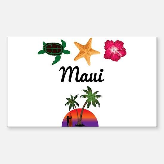 Maui Decal