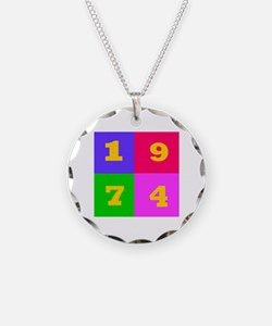 1974 Years Designs Necklace