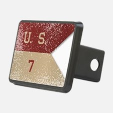 Cute 7th cavalry Hitch Cover