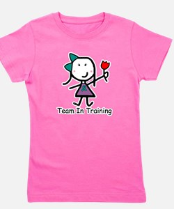 Cute Walk awareness Girl's Tee