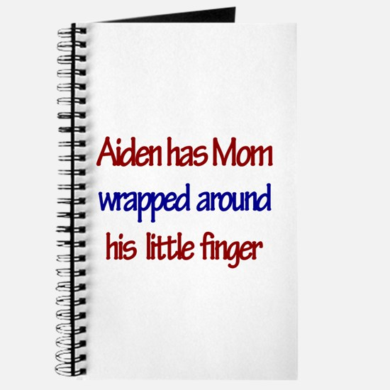 Aiden - Mom Wrapped Around F Journal