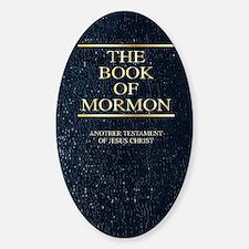 Unique Mormon Decal