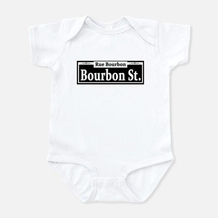 Bourbon St. Sign Infant Bodysuit