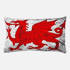 Cute Welsh emblem Pillow Case