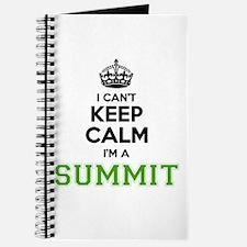 Summit I cant keeep calm Journal