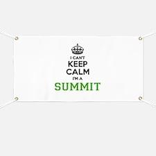 Summit I cant keeep calm Banner