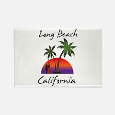 Long Beach California Magnets