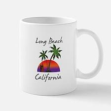 Long Beach California Mugs