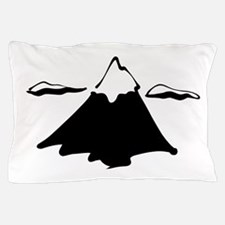 Mountain top Pillow Case