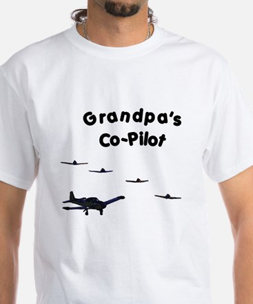 Grandpa's Co-Pilo T-Shirt