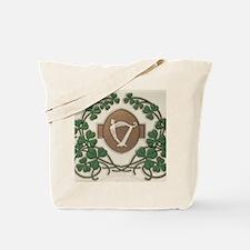 Cute Shamrock design Tote Bag