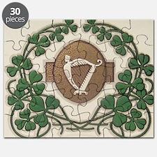 Funny Irish vintage Puzzle