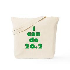 I Can DO 26.2 Tote Bag