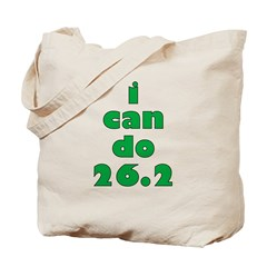 I Can DO 26.2 Tote Bag