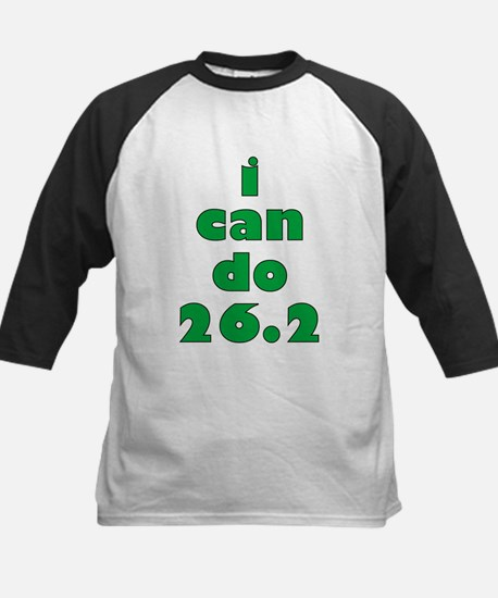 I Can DO 26.2 Kids Baseball Jersey