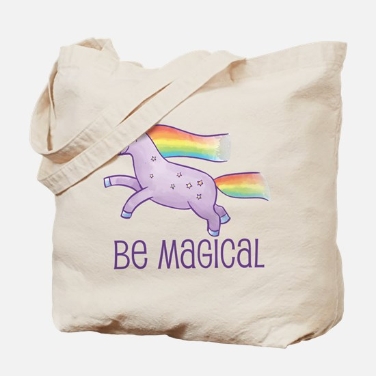 Be Magical Tote Bag