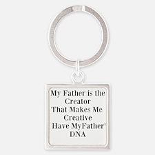 My Father Keychains