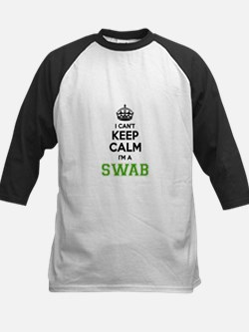 SWAB I cant keeep calm Baseball Jersey