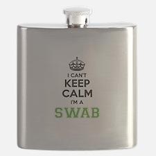 SWAB I cant keeep calm Flask