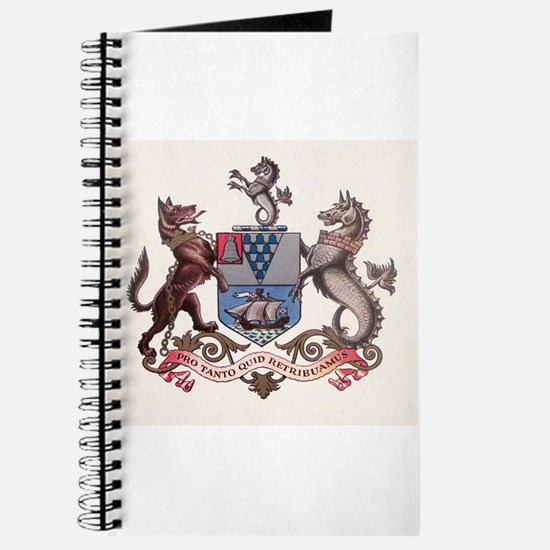 Belfast N Ireland Coat of Arms Journal