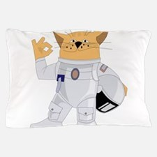 cat space Pillow Case