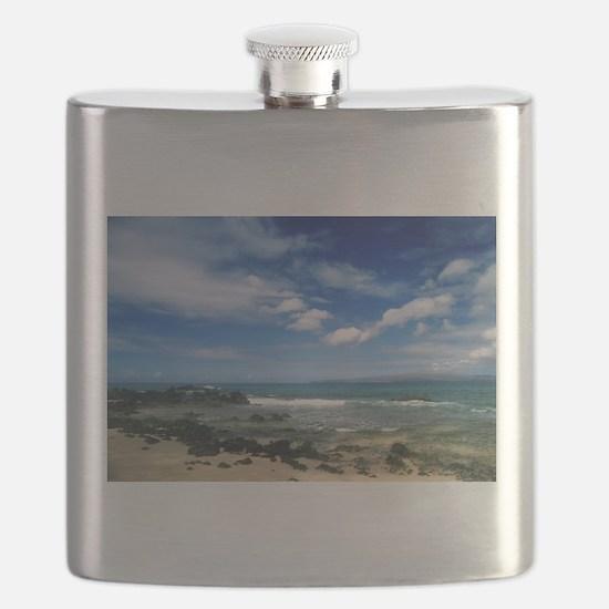 blue ocean Flask