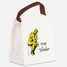 Unique Liberalism Canvas Lunch Bag
