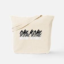 Cute Lunch nom Tote Bag
