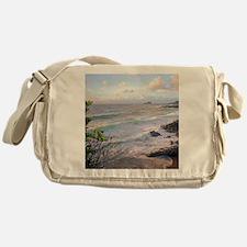 Hana Maui Sunset Messenger Bag