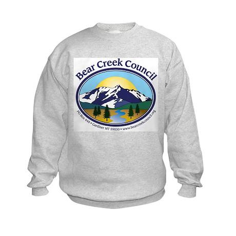 Bear Creek Council Kids Sweatshirt