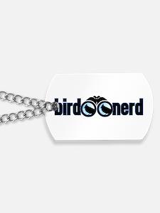 Bird Nerd Dog Tags