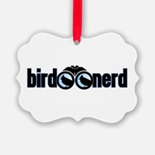 Bird Nerd Ornament