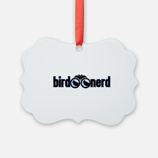 Bird Nerd Ornament