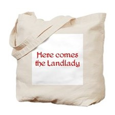 Landlady Tote Bag