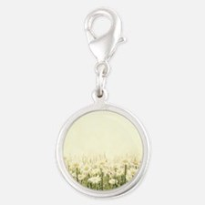 Rustic Daisies Charms