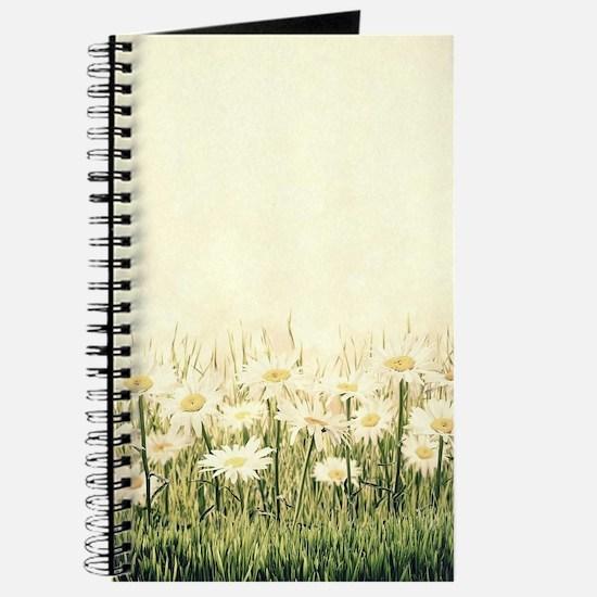 Rustic Daisies Journal